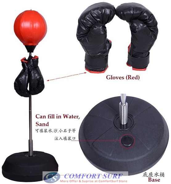 Puching Ball Fighting Bag