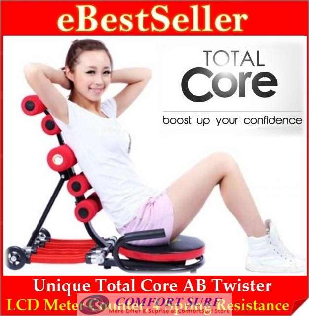 AB Rocket Exercise Slimming & Fitness Gym Equipment