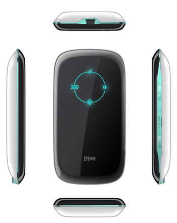 ZTE MF30 Portable MIFI Router