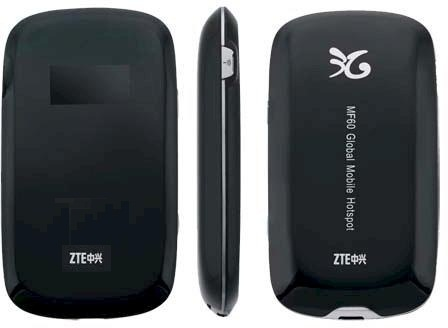 ZTE MF60 Portable MIFI Router